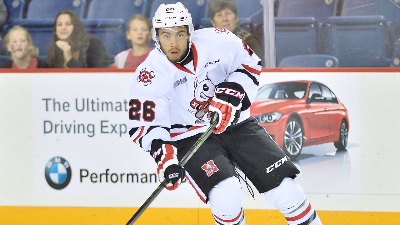 Josh Ho-Sang; Niagara IceDogs; OHL; CHL; OHL Playoffs; New York Islanders; 2014 NHL Entry Draft; Sportsnet