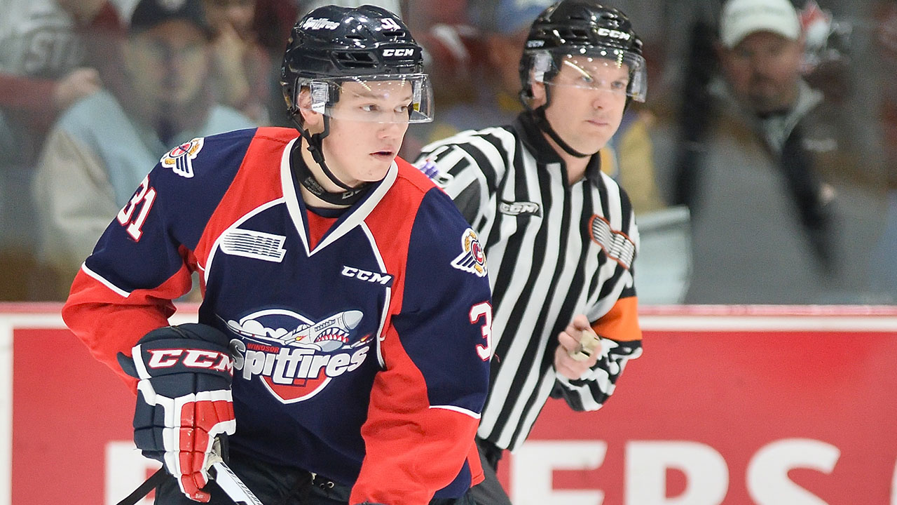 OHL: Rychel - Spitfires In Good Shape To Host Memorial Cup