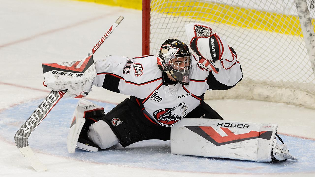 Chase Marchand, Rouyn-Noranda Huskies; QMJHL; CHL; QMJHL Playoffs