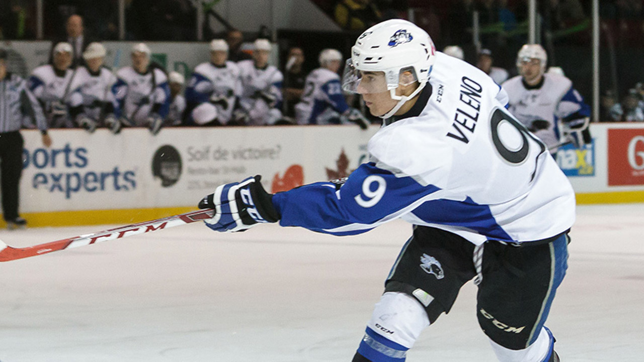 QMJHL: Playoffs - Sea Dogs, Huskies, Olympiques Each Win Game 2
