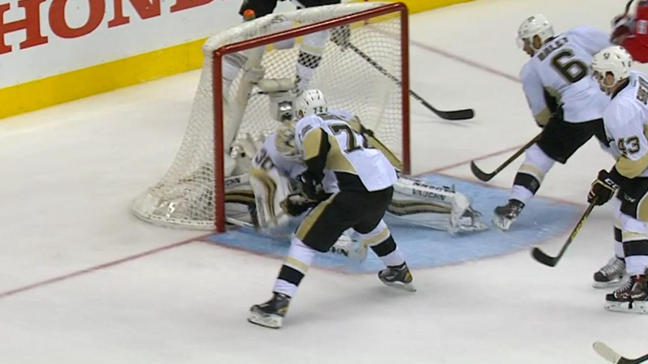 Penguins Goalie Matt Murray On OT Winner: 'I Think I Had It'