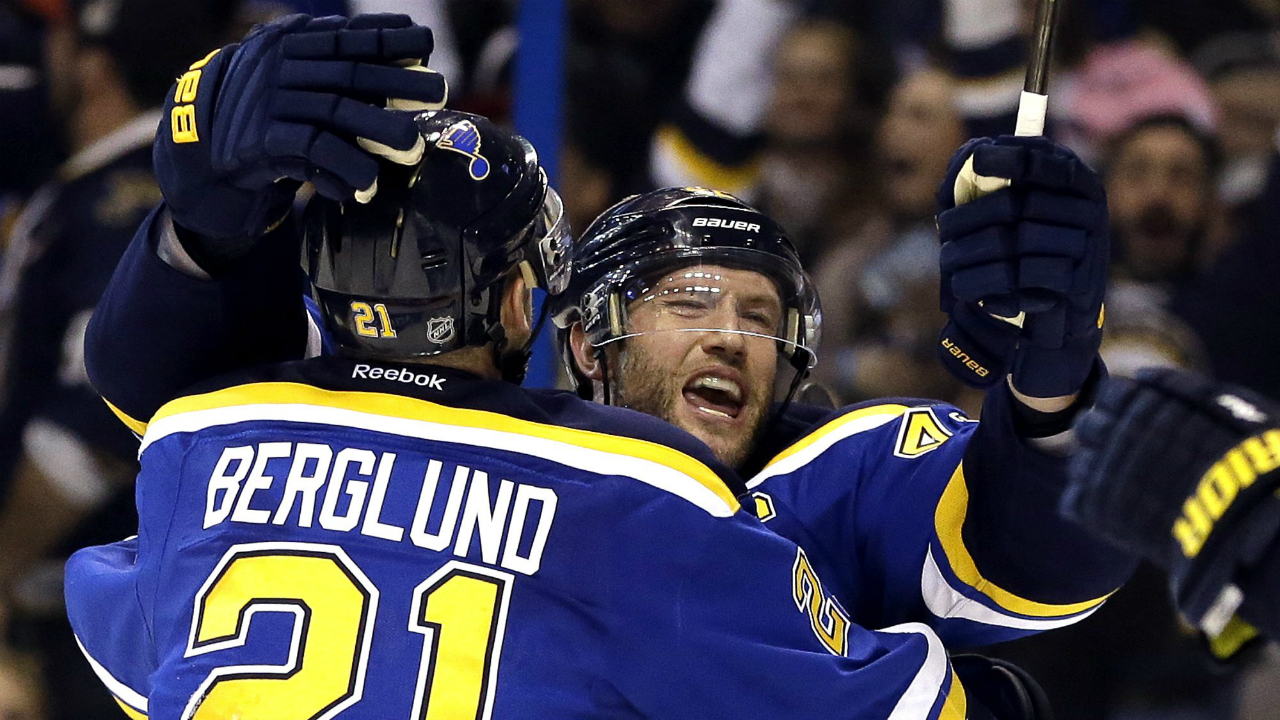 Backes Ends Game 1 In Overtime As Elliott Posts A Shutout