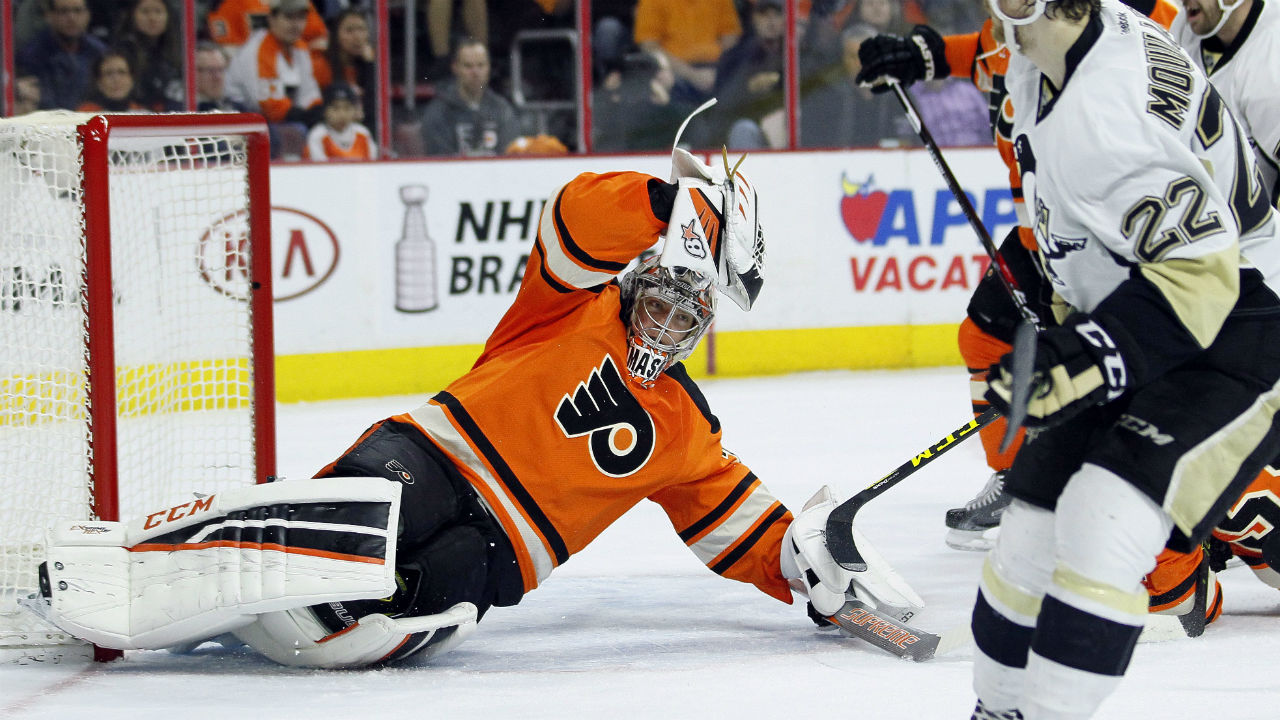 Flyers Clinch Playoff Spot, Will Face Capitals In Round 1