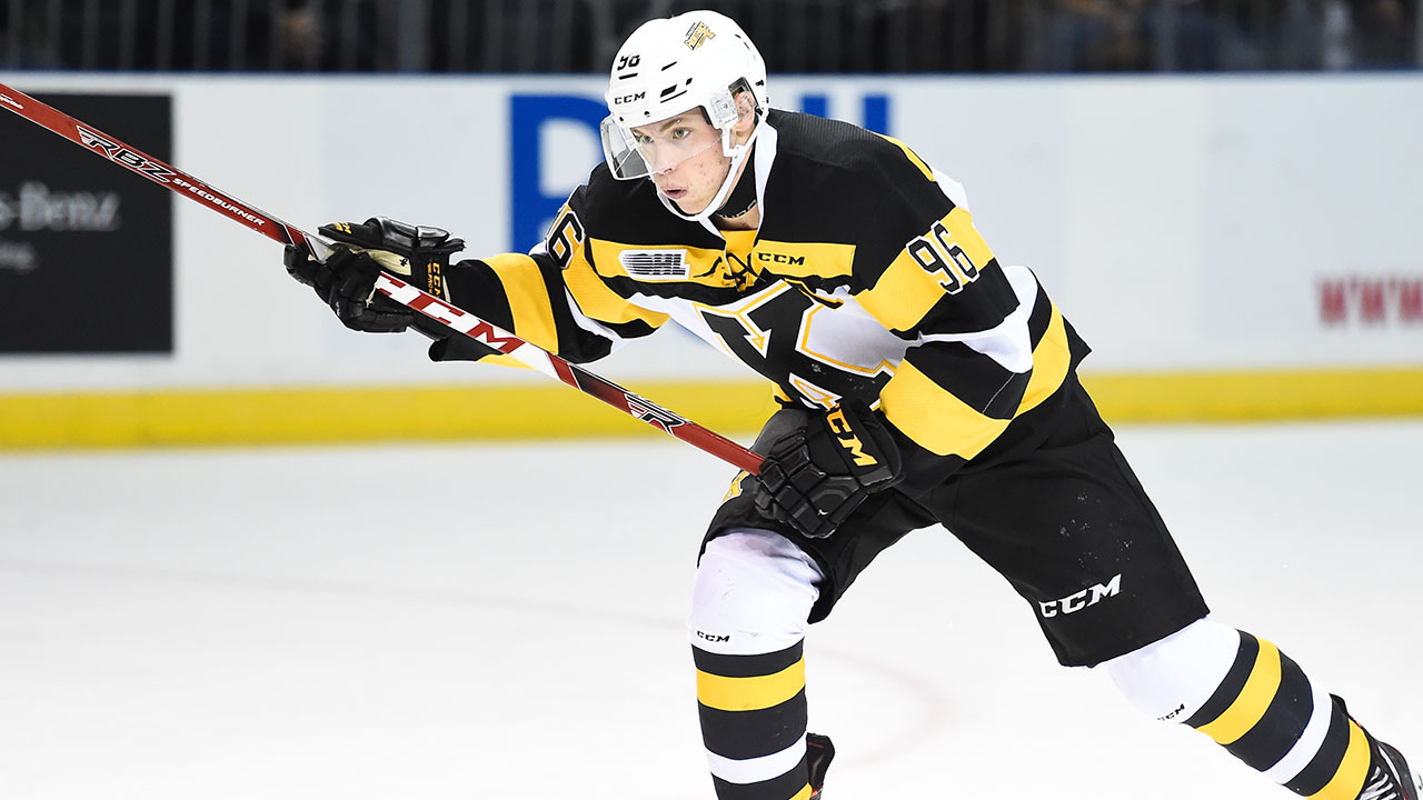 Spencer Watson; Kingston Frontenacs; OHL Playoffs; CHL; Los Angeles Kings; 2014 NHL Draft; Sportsnet
