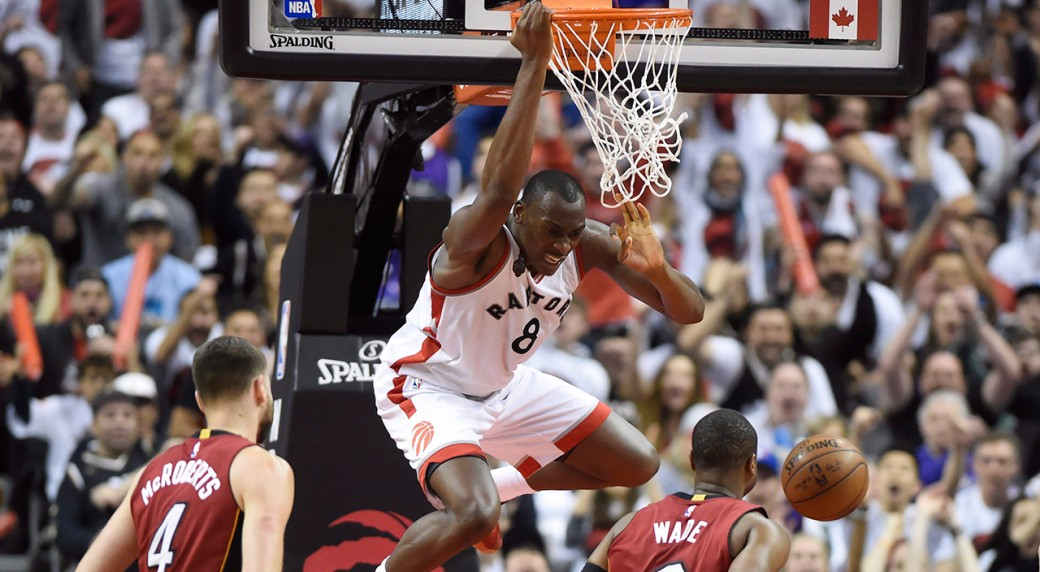 4d5f7b7b192b Raptors advance to Eastern Conference final for 1st time ever ...