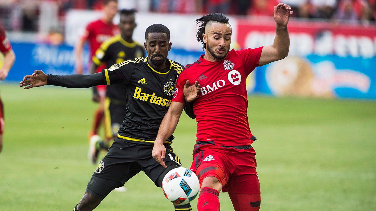 Toronto FC waives young Canadian forward Mo Babouli