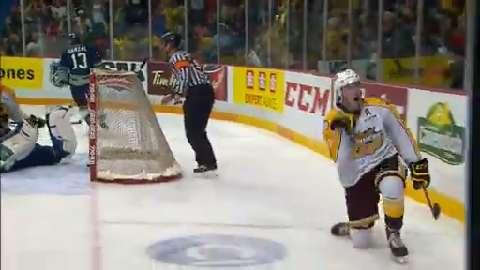 WHL: Kaspick's OT Winner Lifts Wheat Kings Past Thunderbirds
