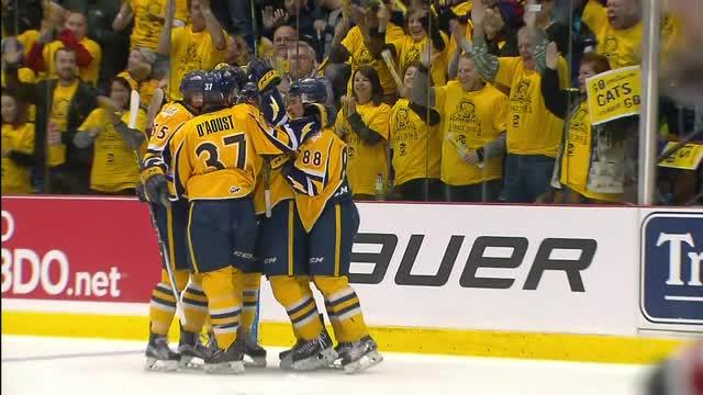 QMJHL: Huskies Take 3-0 Series Lead With Win Over Cataractes
