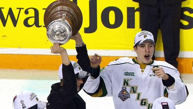 OHL: Marner Passes Off League Championship To Prospect Battling Cancer