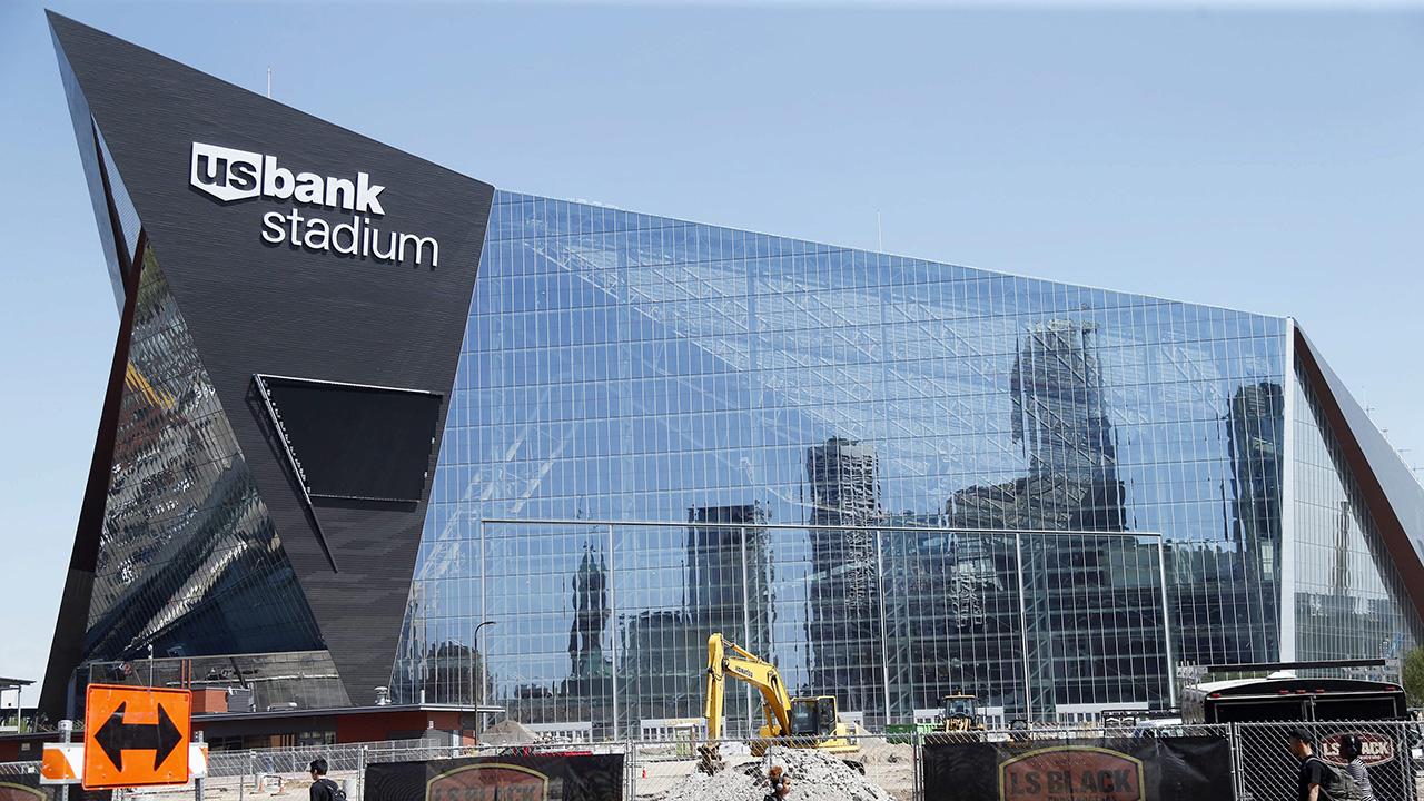 Vikings New Stadium Sells Out For Inaugural Season