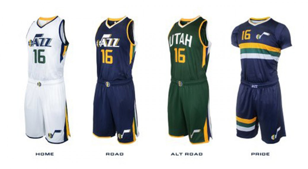 3f623e0c3ed Utah Jazz unveil new jerseys, including sleeved alternate - Sportsnet.ca
