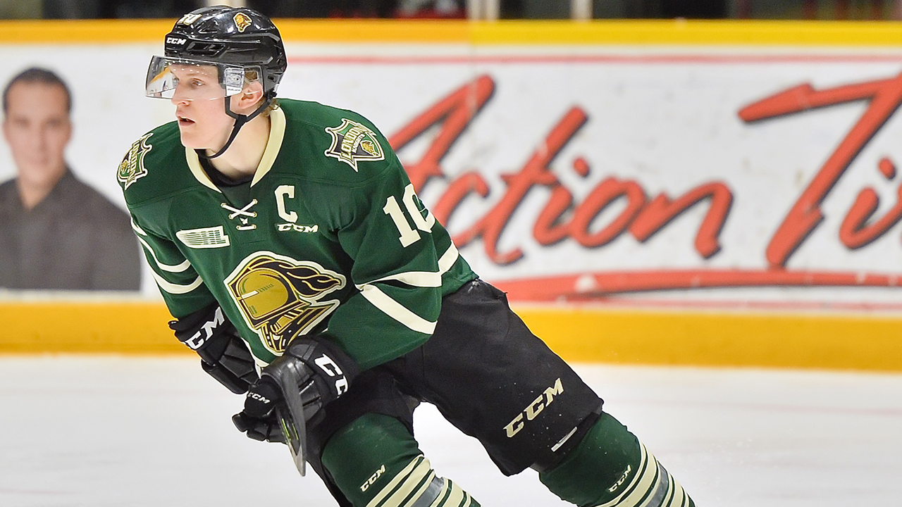 OHL: Which Players Have The Best Shot At Being NHL Snipers?