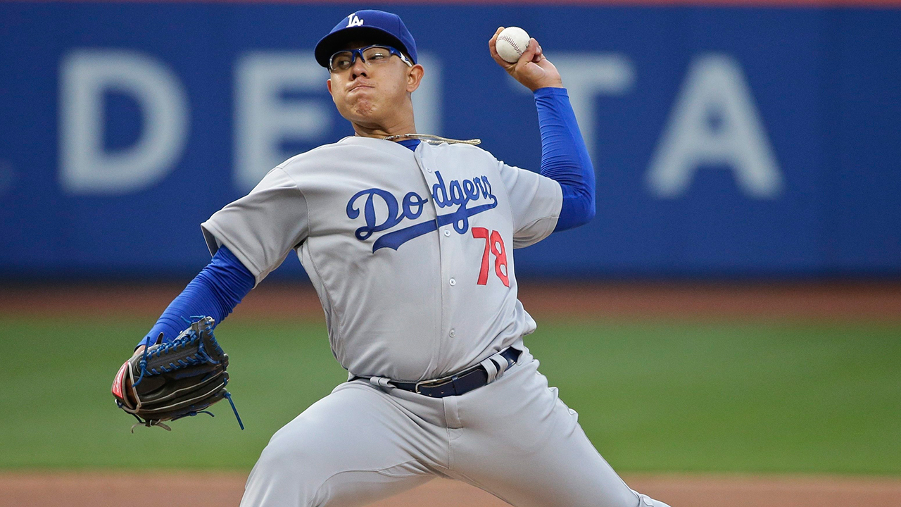 dodgers fall to mets in julio urias mlb debut 15 minute