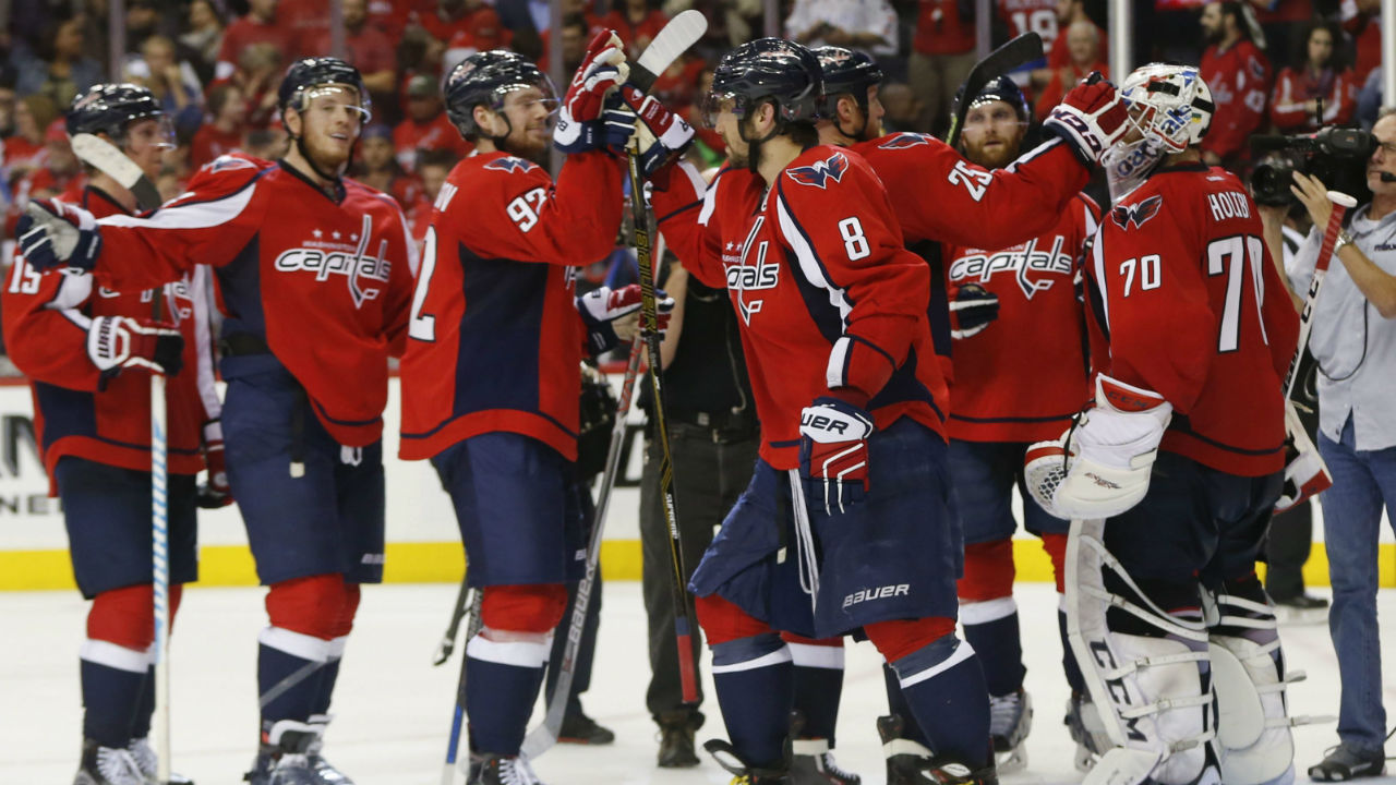 Ovechkin Changing Capitals' Narrative With Playoff Heroics