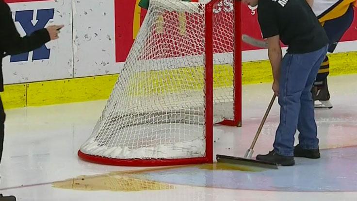 QMJHL: Final - Game 2 Postponed After Water Leak Damages Ice