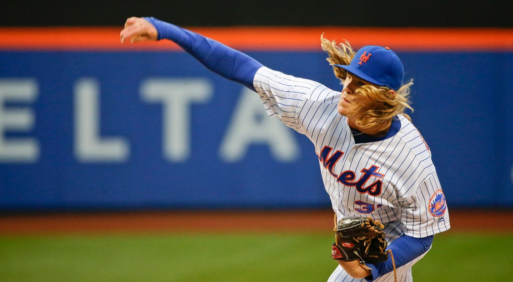 Mets' Noah Syndergaard, Yoenis Cespedes leave game with injuries