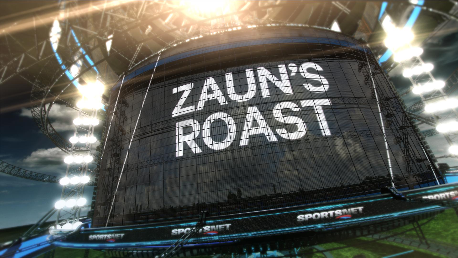 Zaun's Sunday Roast