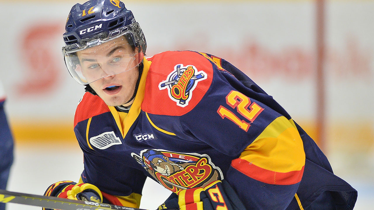 OHL: Roundup - DeBrincat Scores Twice As Otters Take 2-0 Lead In Series