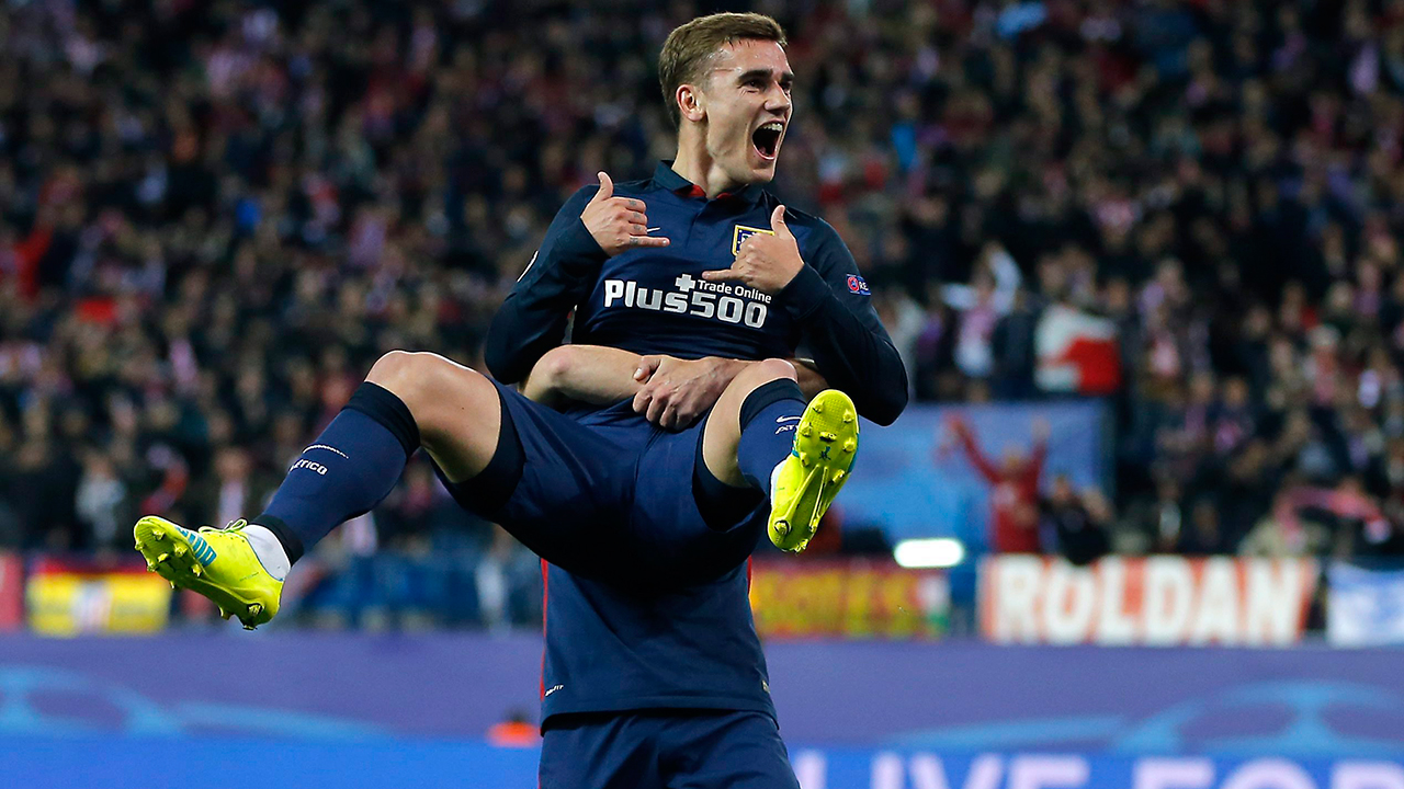 Antoine Griezmann -- The French forward has been Atletico's most important player not named Oblak. Griezmann has seven goals in the tournament, three of them decisive: two against Barcelona in the quarters and one to beat Bayern Munich in the semis.