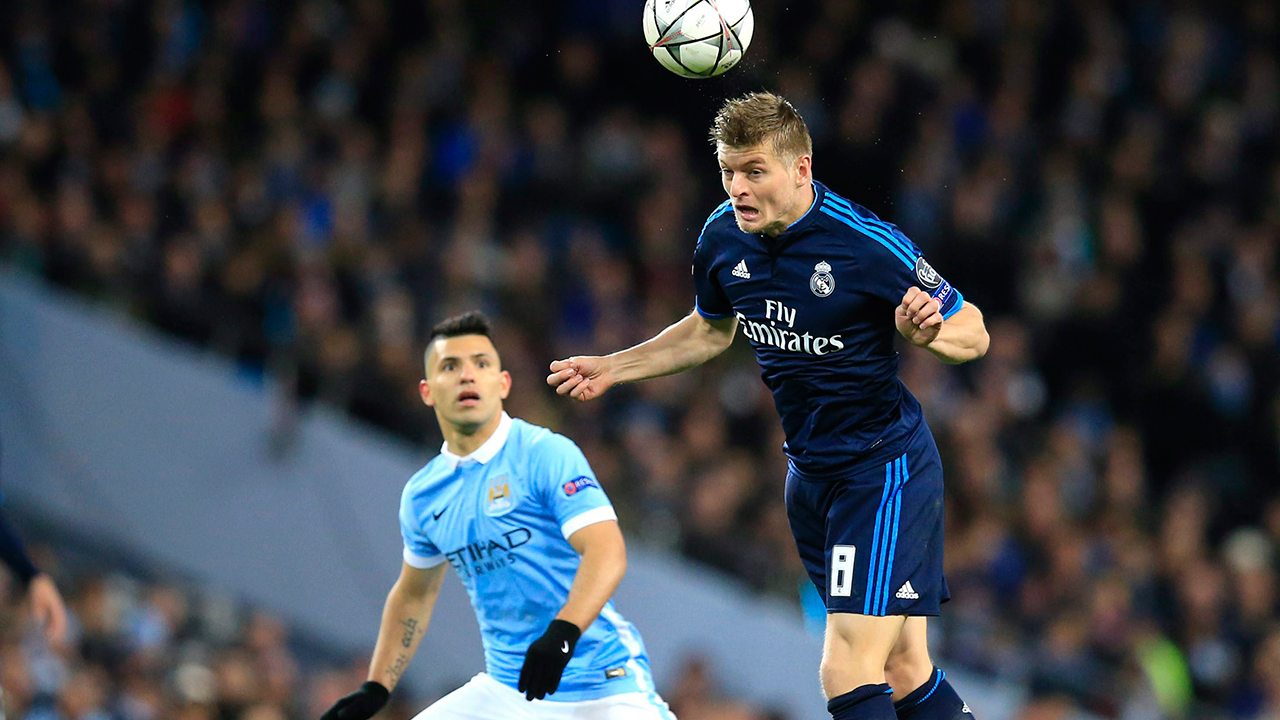 Toni Kroos -- The target of many a transfer rumour, the German midfielder may be suiting up for his final game with Real Madrid this coming Saturday. Kroos has just one assist in 11 Champions League appearances, but is a key creator for Los Blancos, leading his squad in pass success percentage at a staggering 94.7 in Champions League.