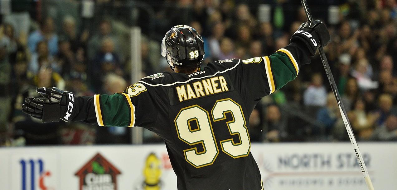 CHL: Marner Shoved Around, But Still Dominated Huskies