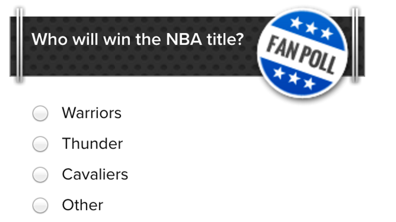 Raptors finally back in the playoffs - Page 6 Poll