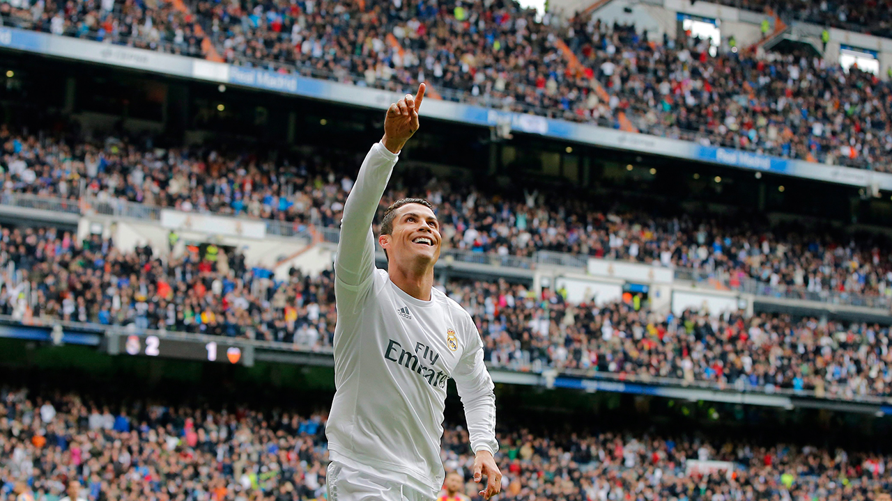 Cristiano Ronaldo -- As things stand, Ronaldo's 2015-16 Champions League campaign is the second best in the tournament's history from a goal-scoring perspective. The Portuguese superstar is just one strike away from tying his record of 17 goals set in 2013-14.