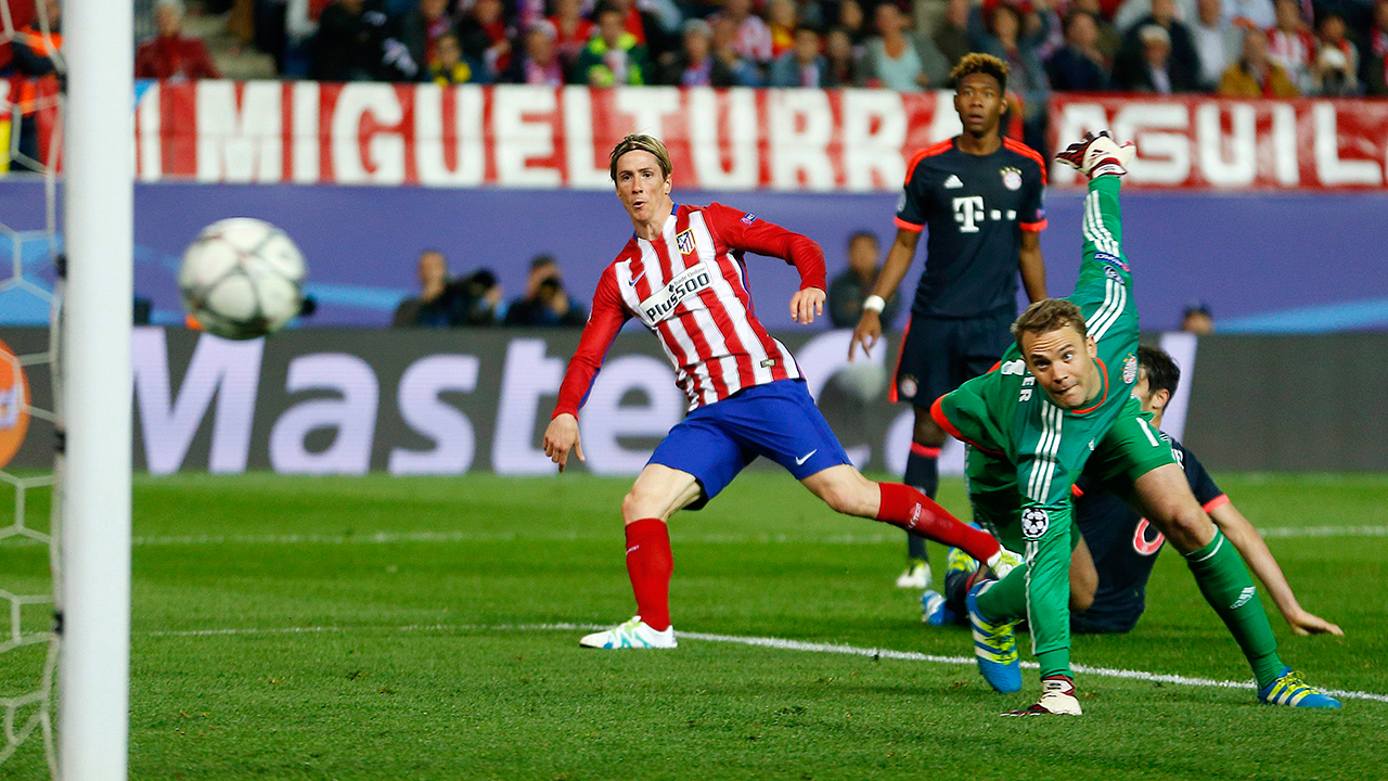 Fernando Torres -- The 32-year-old striker has revitalized his career since returning to Atletico on loan this season, scoring 14 goals in all competitions. Torres has just one goal in Champions League, but has a knack for coming up with big goals in big games.