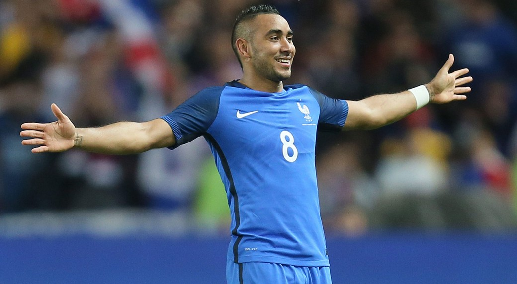 Benzema Martial Payet left off France World Cup squad									 					France's Dimitri Payet
