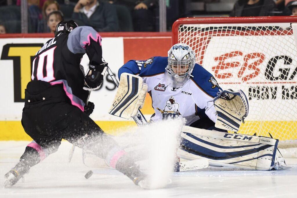 WHL: Roundup - Stukel Lifts Hitmen Over Blazers In Shootout