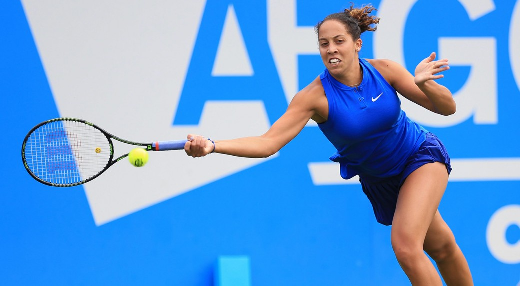 Madison Keys aegon