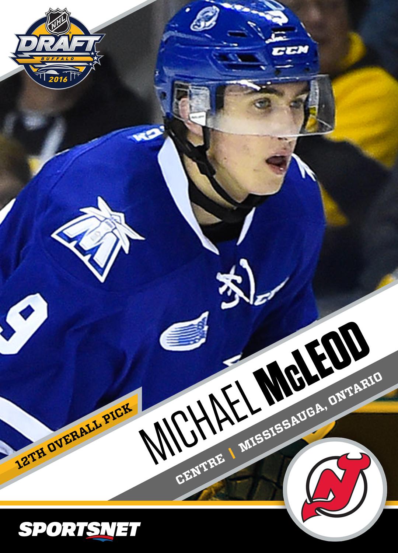 Mike McLeod Mike McLeod new photo
