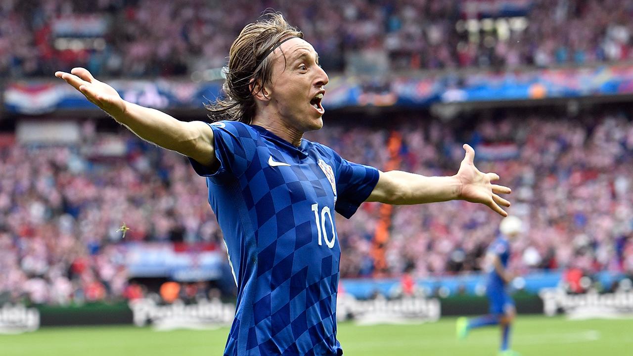 Modric the key for Croatia vs. England in World Cup semifinal