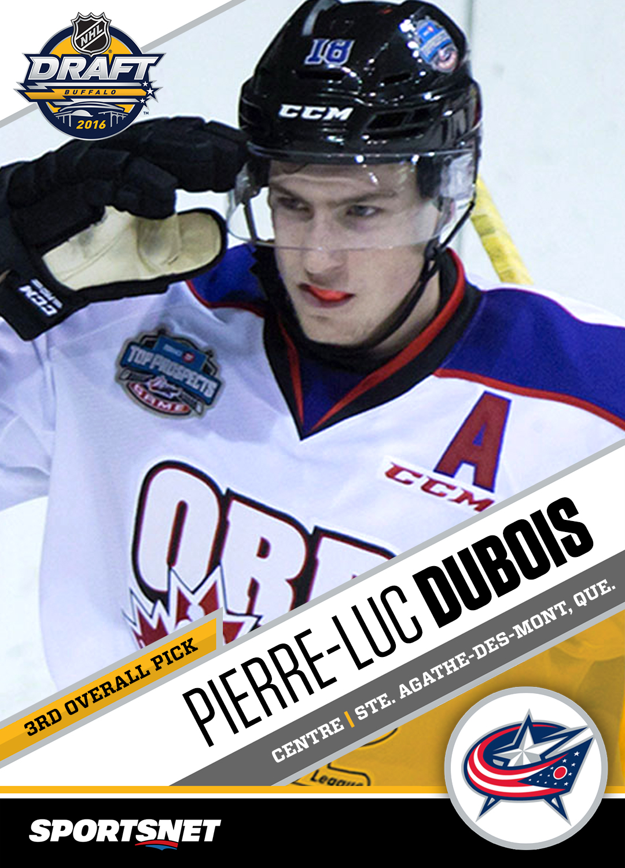 Prospect of Interest: The 411 on Pierre-Luc Dubois ...