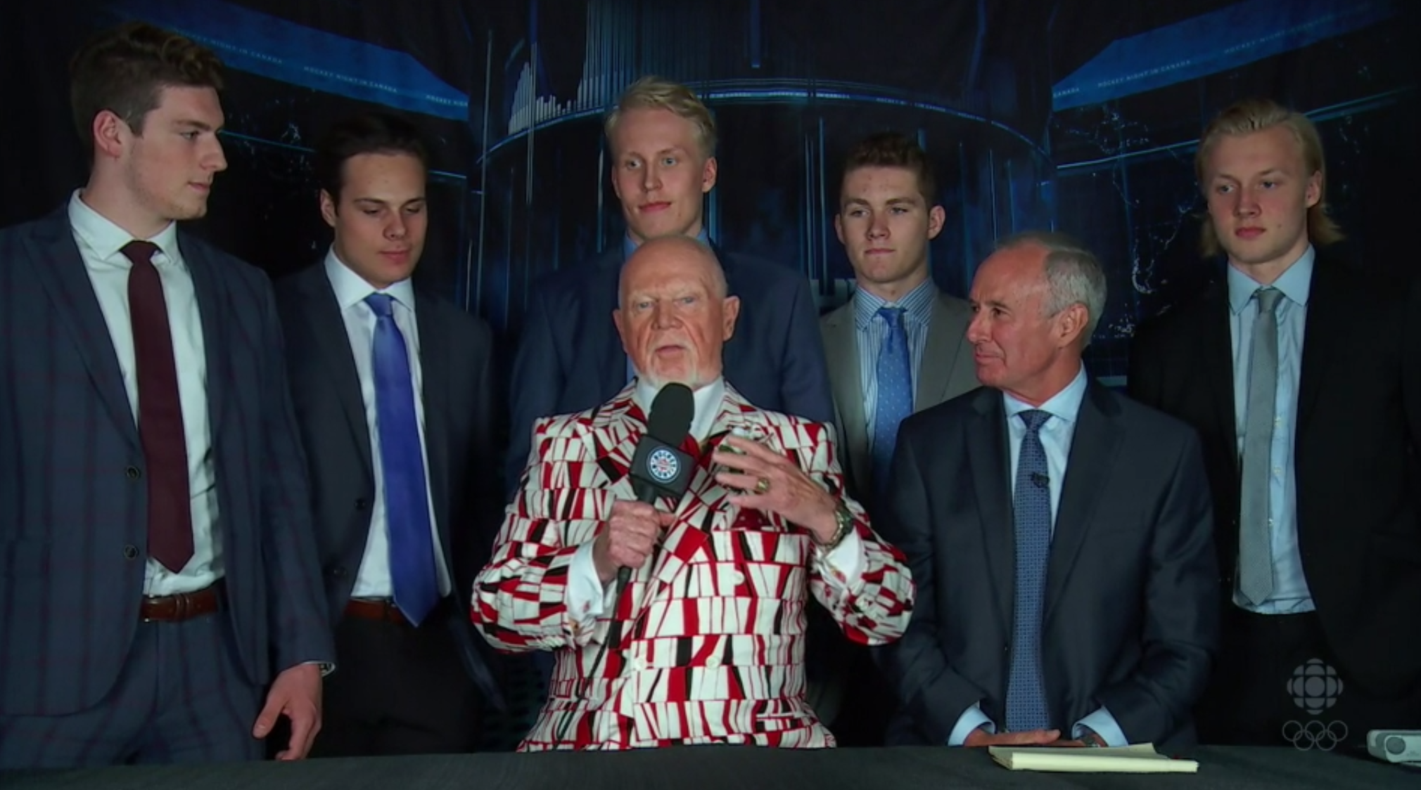 Coach's Corner: Cherry meets top 2016 NHL Draft prospects