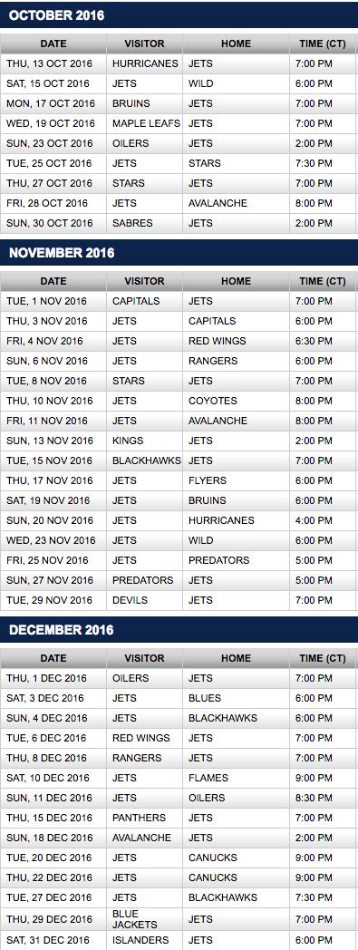 Nhl schedule release date in Brisbane