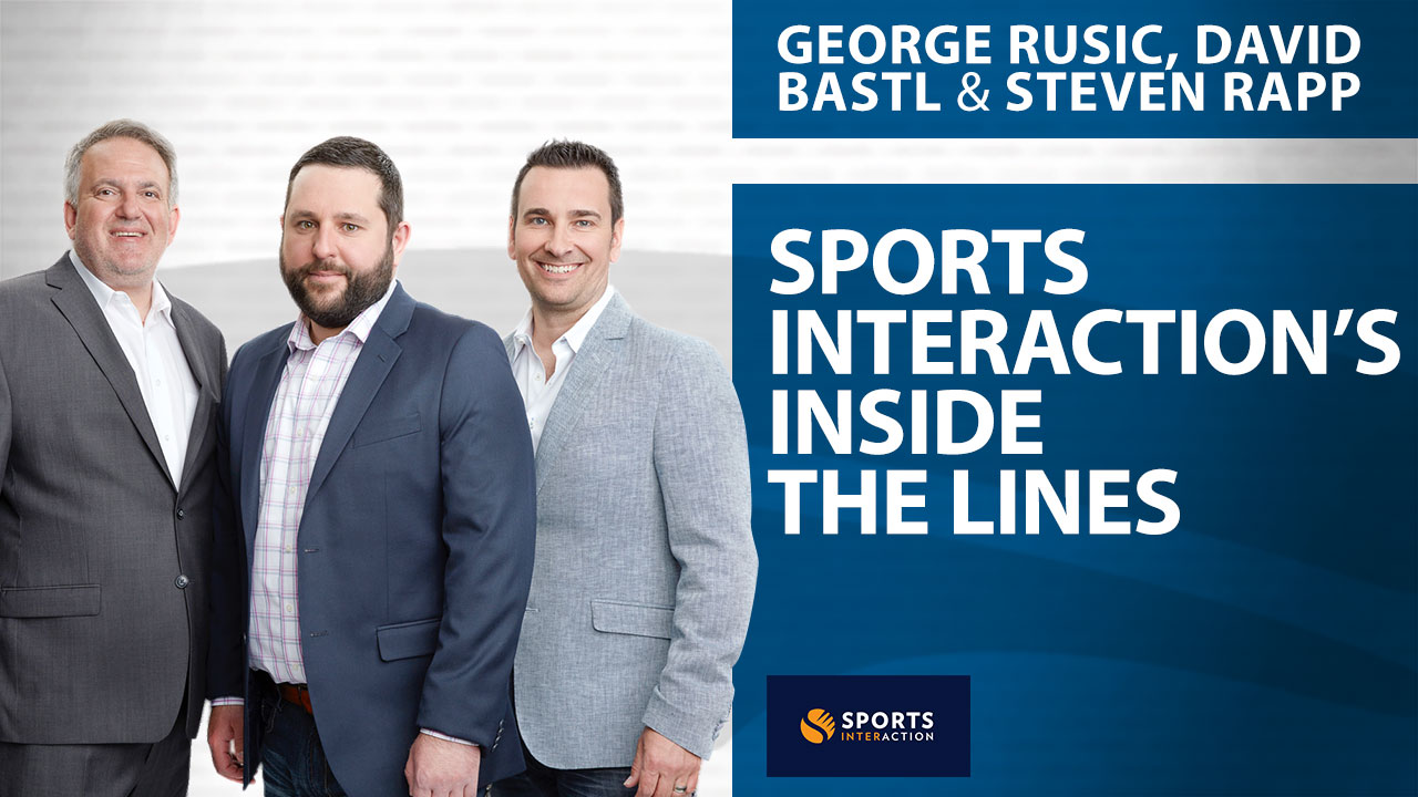 Sports Interaction's Inside The Lines Logo Image