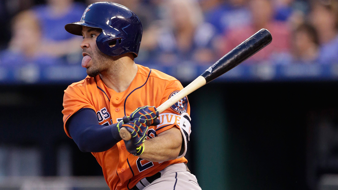 Altuve has big game as Astros top Royals for 7th straight win - Sportsnet.ca