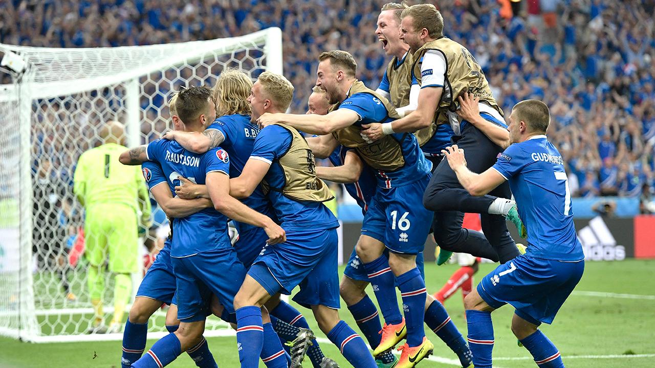 Euro 2016: Iceland stuns Austria to set up clash with England - Sportsnet.ca