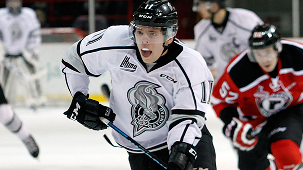 QMJHL: League Roundup - Dostie Lifts Olympiques Over Islanders In OT