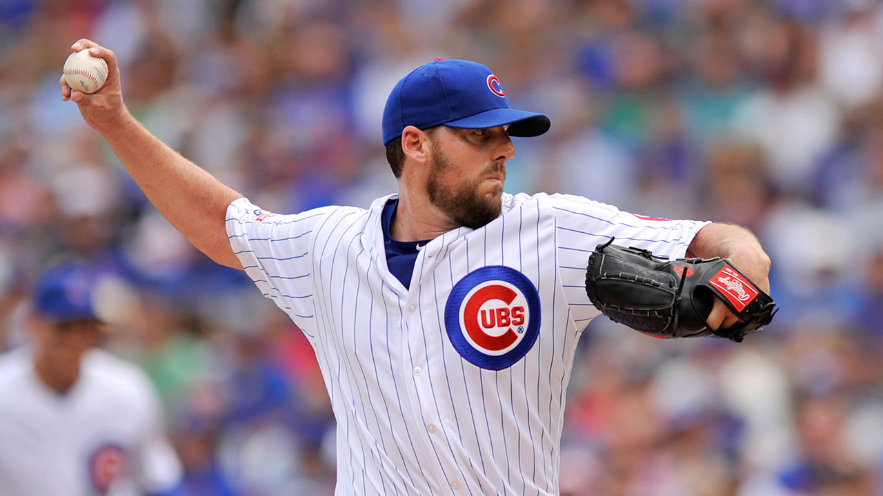 Lackluster Lackey can't stop Cubs' skid - Sportsnet.ca