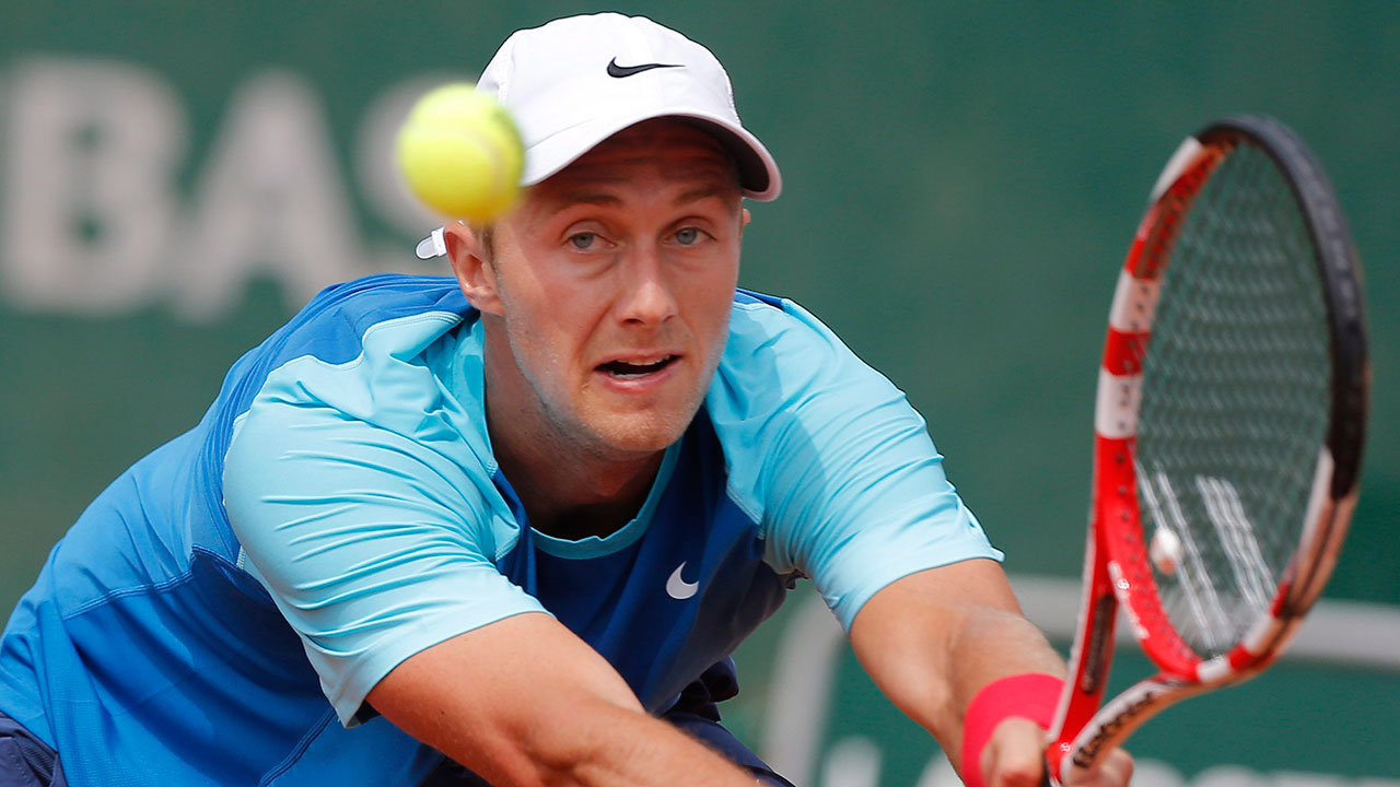 Canadian Polansky wins first-round qualifier at French Open