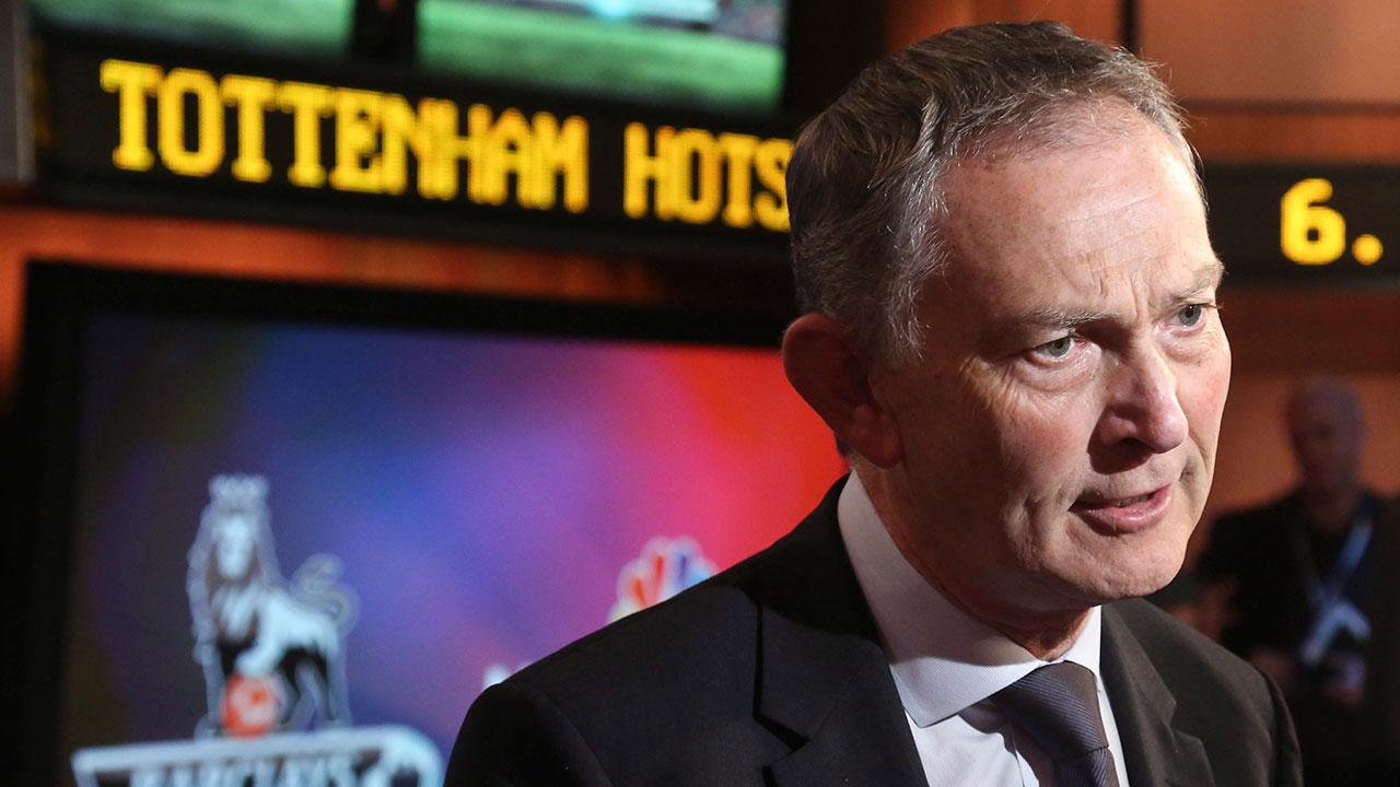 Scudamore gets $6 million as he leaves Premier League