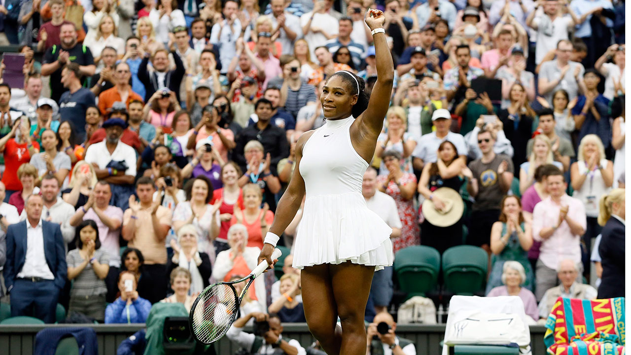 New mom Serena Williams pens letter to her own mother in admiration