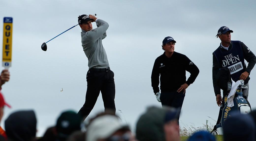 Stenson, Mickelson locked in memorable Open duel