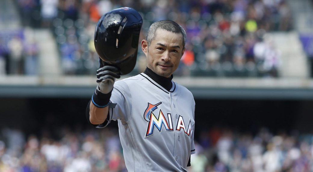 Ichiro donates 3,000-hit souvenirs to Hall of Fame - Sportsnet.ca