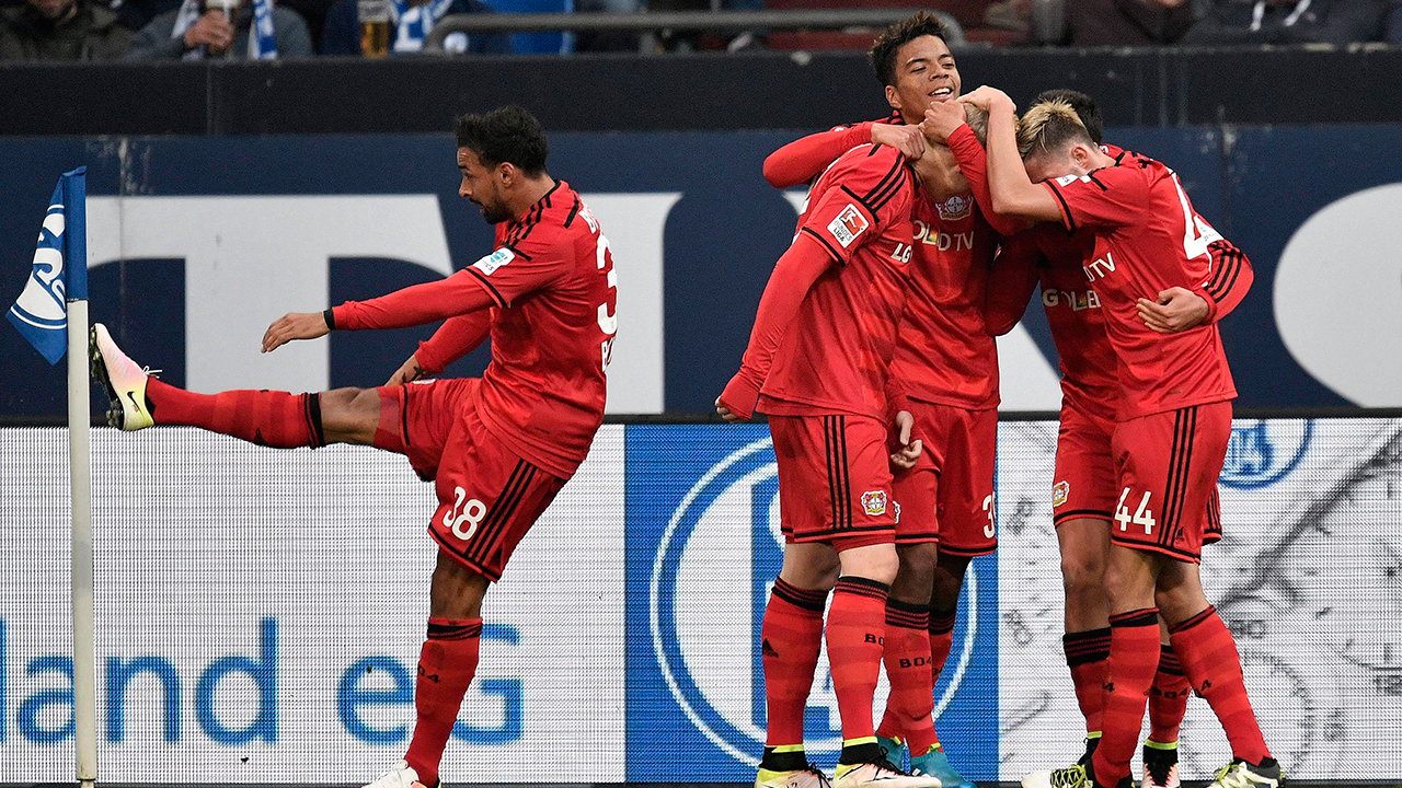 Leverkusen progresses bremen knocked out of german cup for Life fashion bremen