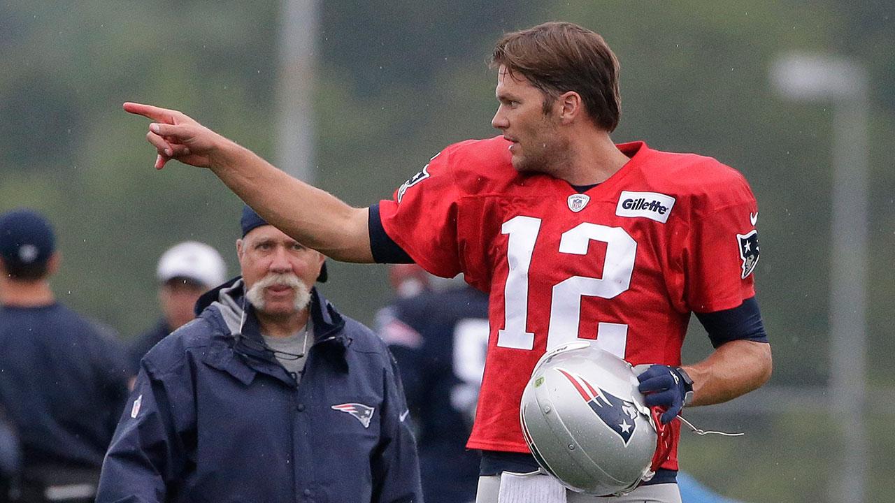 Birthday Boy Brady Serenaded At Patriots Camp