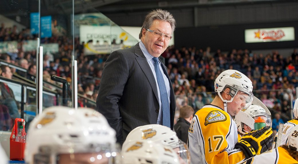 Guelph's McPhee out as GM for Vegas