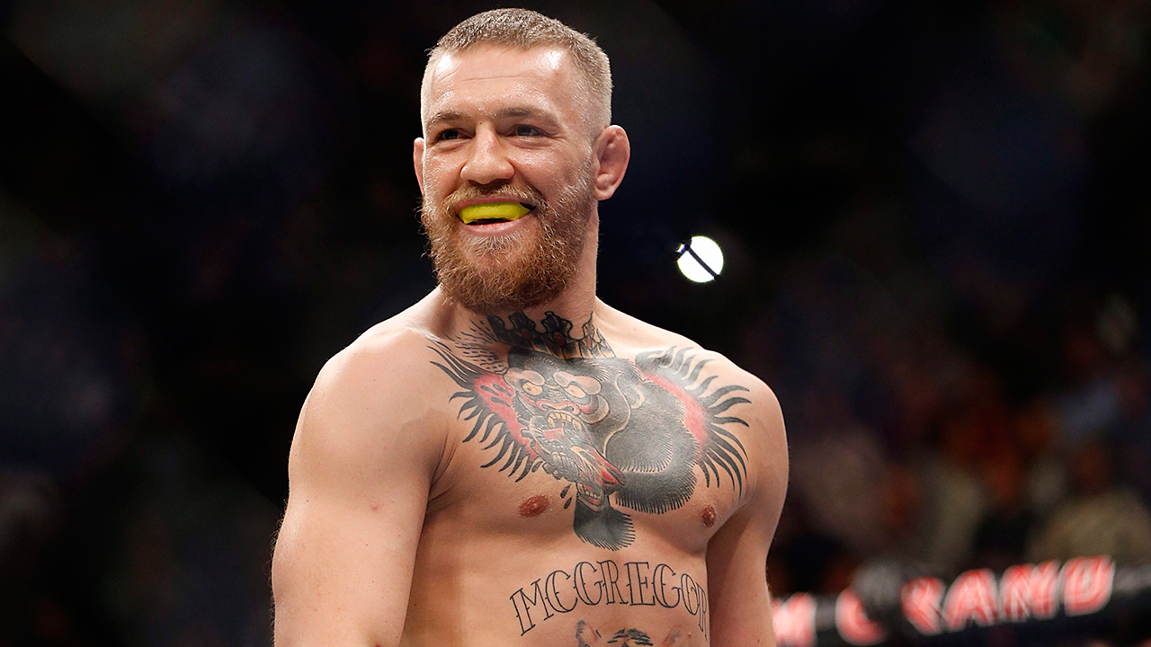 conor mcgregor - photo #2
